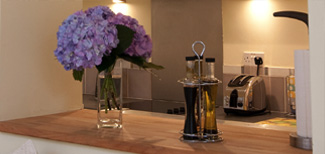 Bristol Serviced Apartments - Kitchen/Breakfast Room